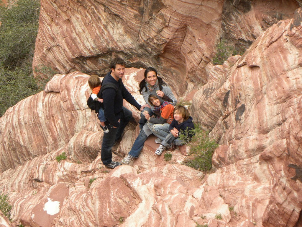 Red Rock Family